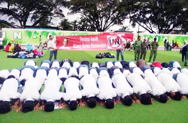Pelajar Bandung - Unas
