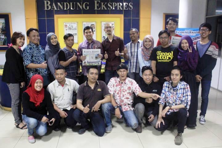 Kunjungan Mempan-RB ke Bandung Ekspres
