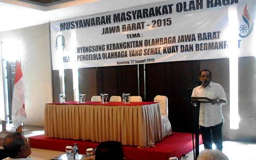 Forum Penyelamat Olahraga Jawa Barat
