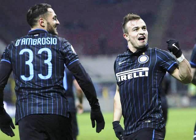 Inter v Sampdoria