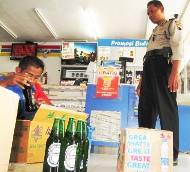 Minimarket - Alkohol
