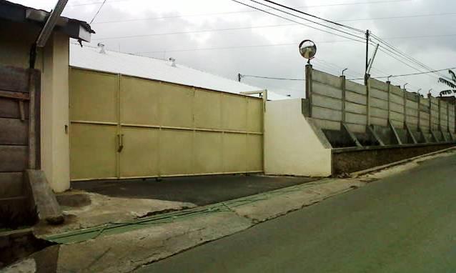 Pabrik Baso Melanggar Perda