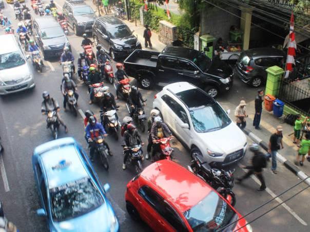 Pemkot Bandung Lelang Parkir