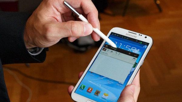 Stilus di Galaxy Note 4