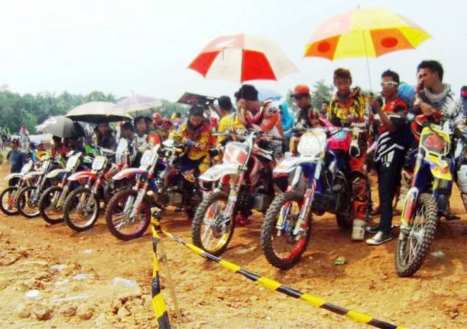 Balap Motor Jabar - PON XIX 2016