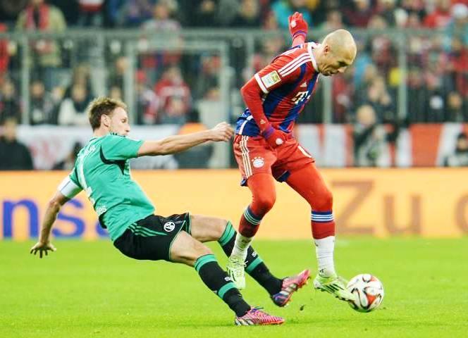 Bayern Muenchen vs Schalke