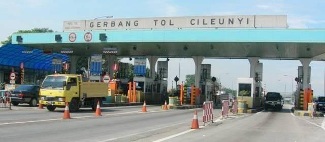 IPM Bandung - Tol- bandung ekspres