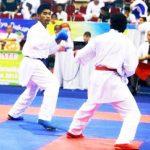 Kejurnas Karate - bandung ekspres