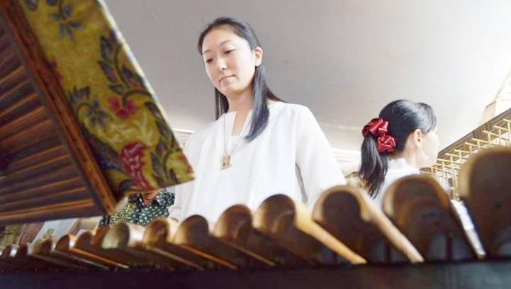 Komunitas Angklung Jepang - bandung ekspres
