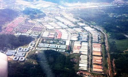 Lahan Industri -bandung-ekspres