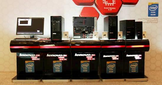 Lenovo Thinkstation P Series