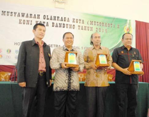 Musorkot KONI Bandung
