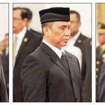 Pelantikan Pimpinan KPK - bandung ekspres