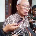 Prof Bagir Manan -Pemkot Bandung - bandung ekspres