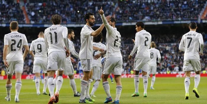 Real Madrid-bandung-ekspres
