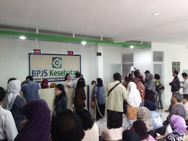 Sosialisasi BPJS - bandung ekspres