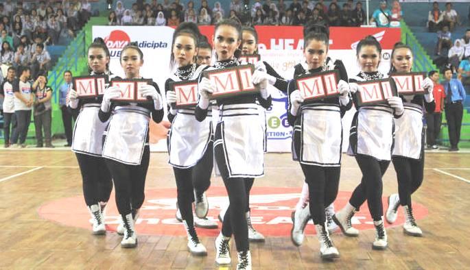 UBS Dance Competition- Honda DBL 2015 West Java-East Region -bandung-ekspres