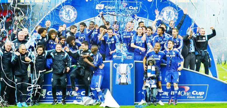 Chelsea Juara Piala Liga Inggris - bandung ekspres
