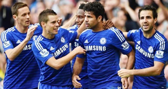 Chelsea v Tottenham - bandung ekspres