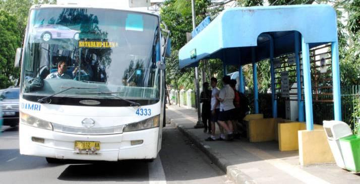 Dishub Bandung Bus Sekolah - bandung ekspres