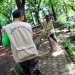 Diskamtan - Park Ranger - bandung ekspres