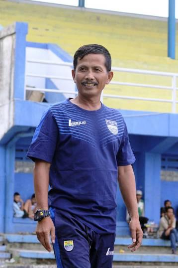 Djadjang Nurdjaman - Pelatih Persib Bandung