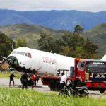 Evakuasi Pesawat Deraya PK-DGB - bandung ekspres