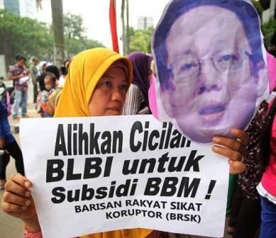 Kasus bantuan likuiditas Bank Indonesia - bandung ekspres