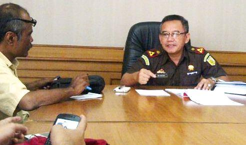 Kepala Kejari Bandung Dwi Hartanta
