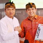 MenPanRB Yuddy Chrisnadi - Bupati Bandung Dadang Naser-bandung ekspres