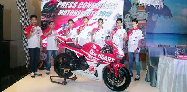 PT AHM Bina Pembalap Muda Honda Racing School - bandung ekspres