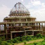 Pembangunan Masjid Agung Pemda Bandung Barat - bandung ekspres