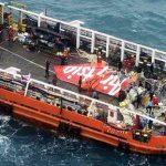Pengangkatan Ekor Air Asia QZ8501- bandung ekspres