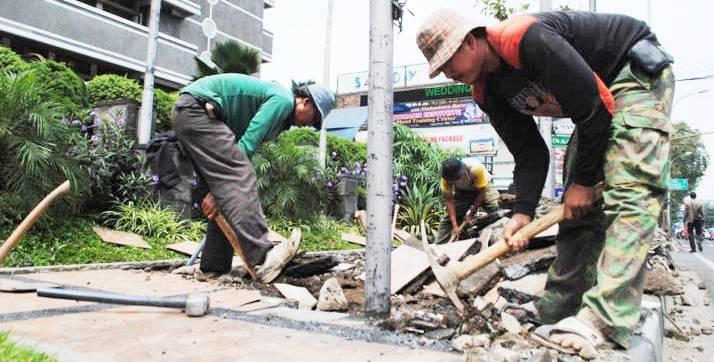 Perbaikan Infrastruktur Jelang KAA - bandung ekspres