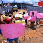 Protes Warga Transmart Carefour - bandung ekspres