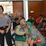 Sidang ke-2 kasus pembunuhan anggota Bengpushub Kodam 3 Siliwangi Serka Saeful Ridwan