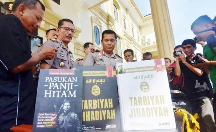 Terduga ISIS di Malang Dibentuk Abu Jandal - bandung ekspres