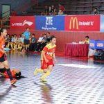 Women Super Futsal League 2015
