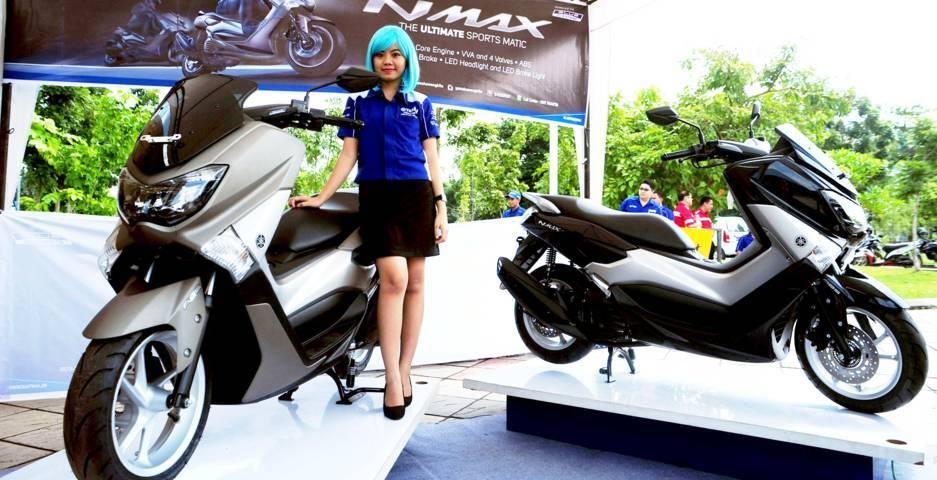 Yamaha N Max - bandung ekspres