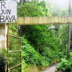objek wisata Maribaya - bandung ekspres