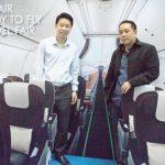 silkair travel fair 2015 - bandung ekspres