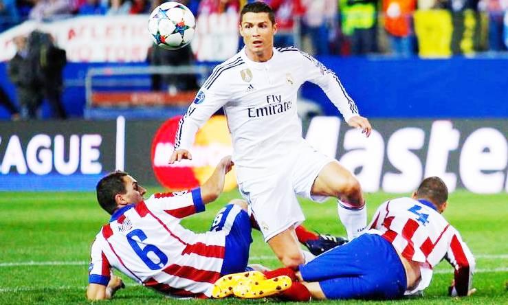 ATL MADRID vs REAL MADRID