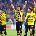 Dortmund Kubur Treble Muenchen