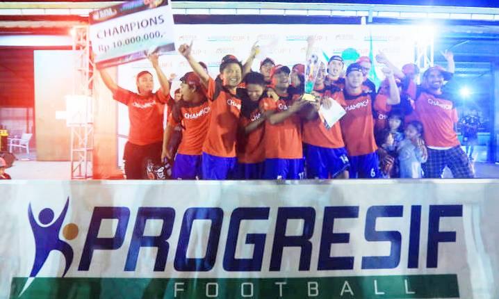 Final Progresif cup