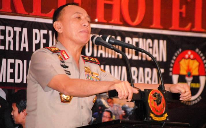 Irjen Pol Moch Iriawan