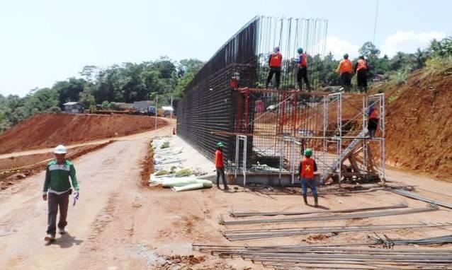 Pembangunan Tol Cisumdawu