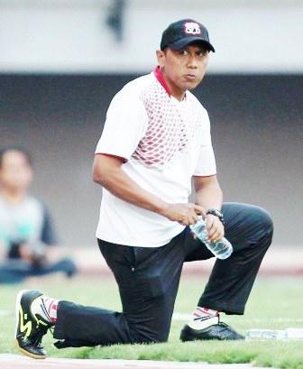 Rahmad Darmawan Pelatih Persija Jakarta