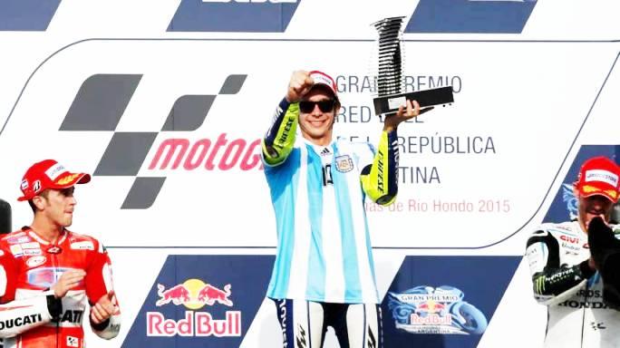 Rossi - MOTOGP