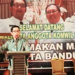pembukaan Musyawarah Komwil III Apeksi