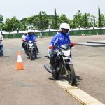 safety Riding Honda - bandung ekspres